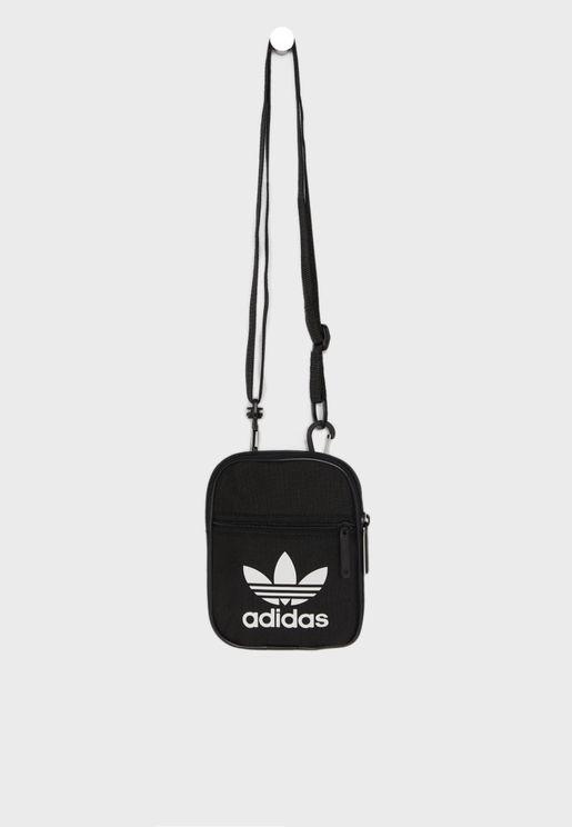 adidas Originals. adicolor Classic Trefoil Backpack. 135 AED. Festival  Trefoil Messenger 69445902a7155