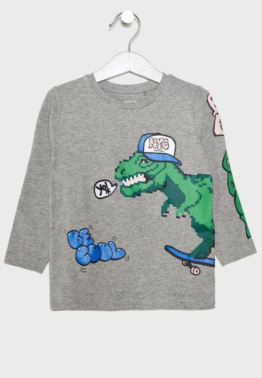 Kids Crocodile T-Shirt