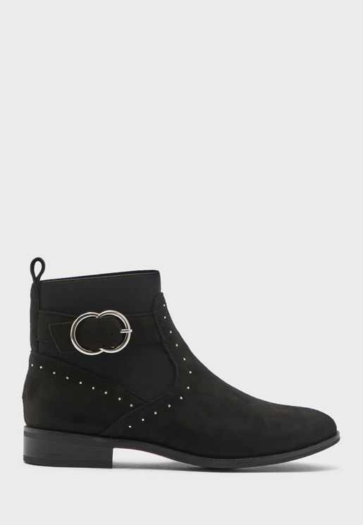 Bobby Ankle Boot