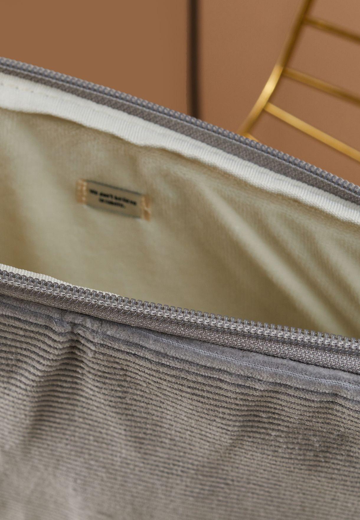13' Oxford Corduroy Laptop Case