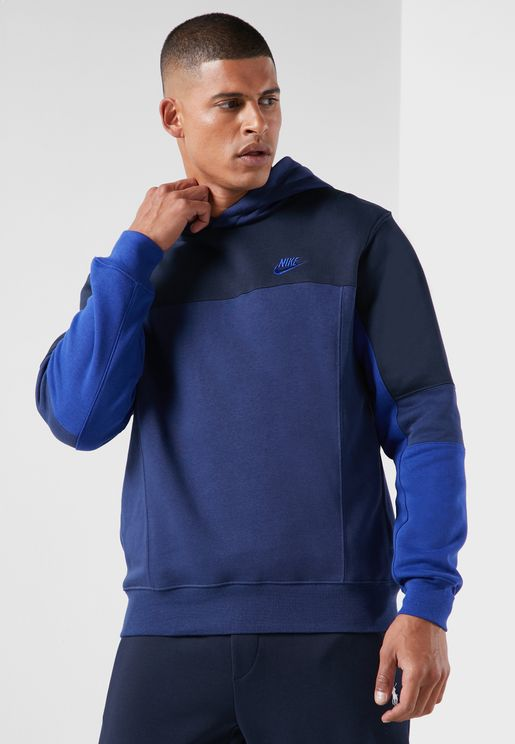 NSW Seasonal Colour Block Hoodie