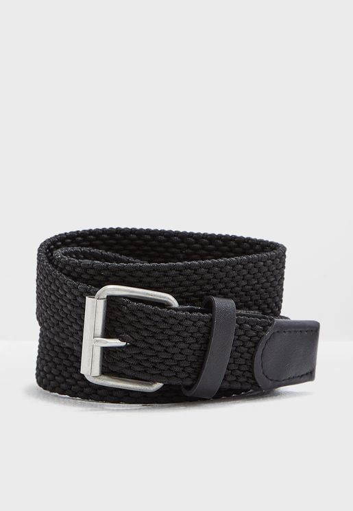 Hampton Plait Belt