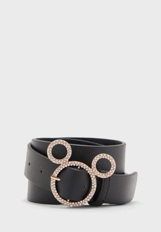 Mickey Casual Belt