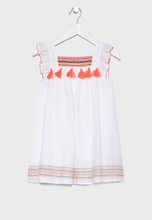 Little Textured Dress