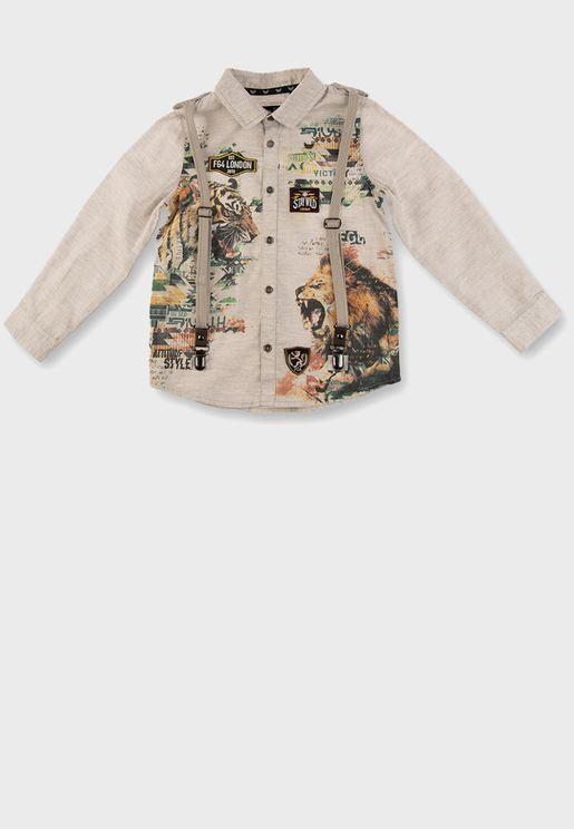 Kids Tino Shirt