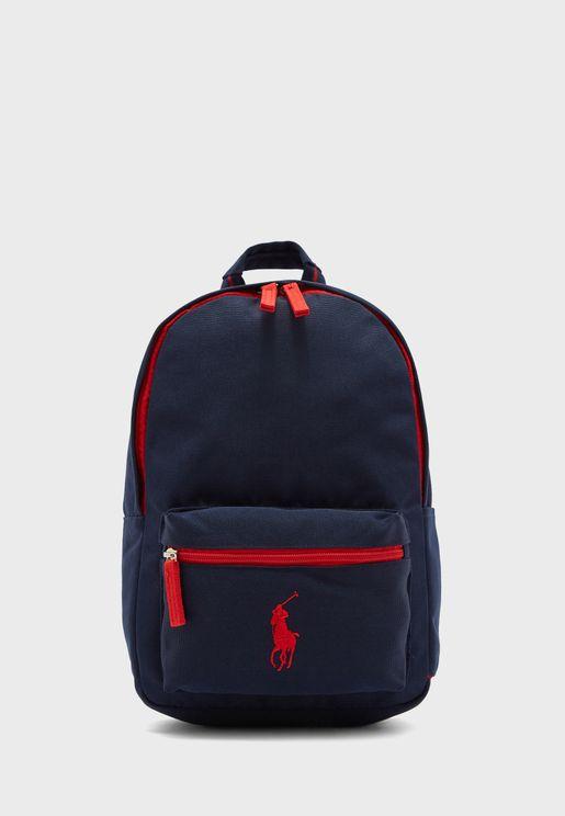 Kids Classic School Backpack