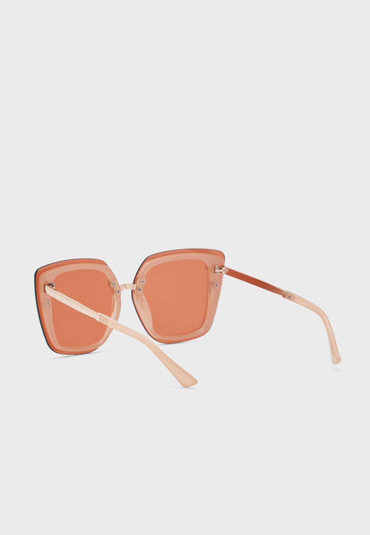 Jugla Oversized Sunglasses