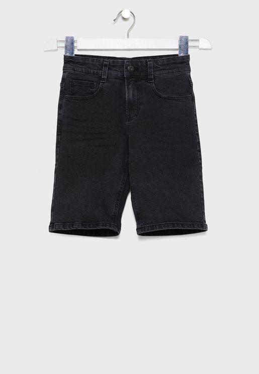 Kids Kids Denim Shorts