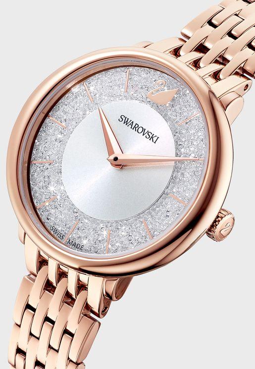 Crystalline Chic Analog Watch