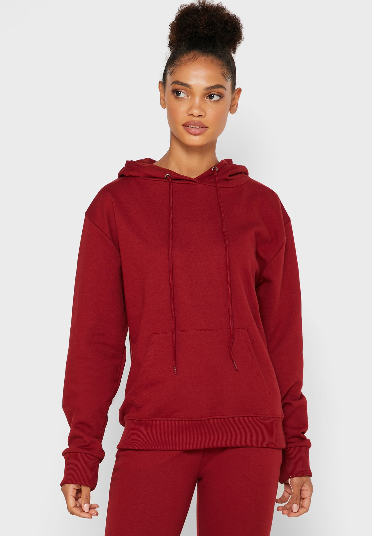 Hoodie with pocket Jogger Set
