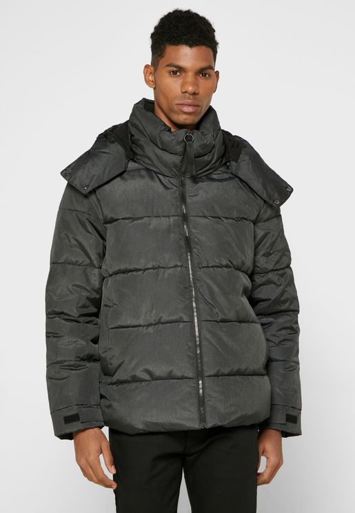 Grant Puffer Jacket