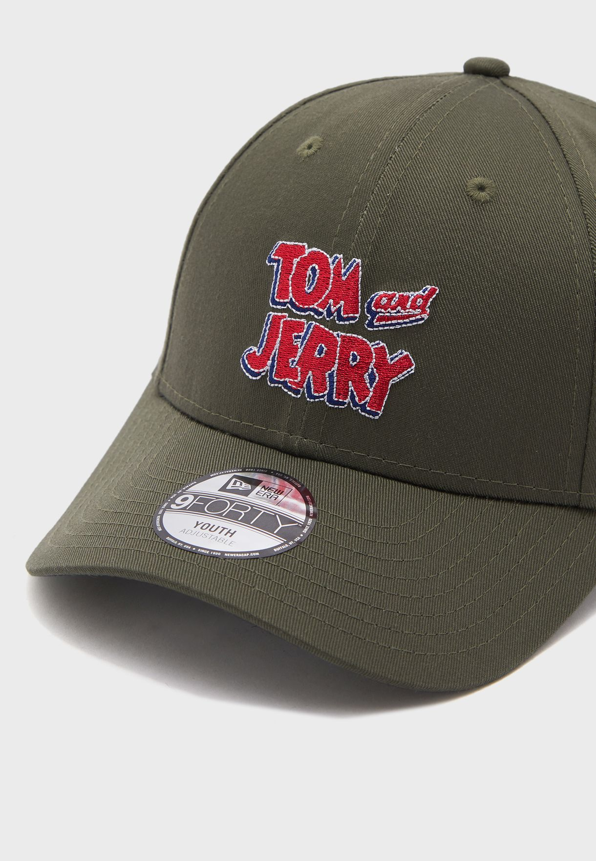 Youth 9Forty Tom & Jerry Cap