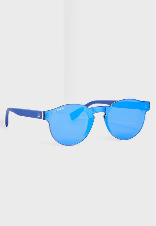 نظارة شمسية دائرية بحماية من الاشعة فوق البنفسجية