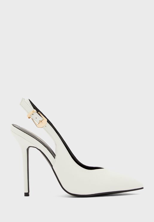 Slingback Pointed Stiletto