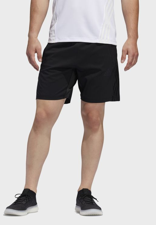 Aero 3 Stripe Shorts