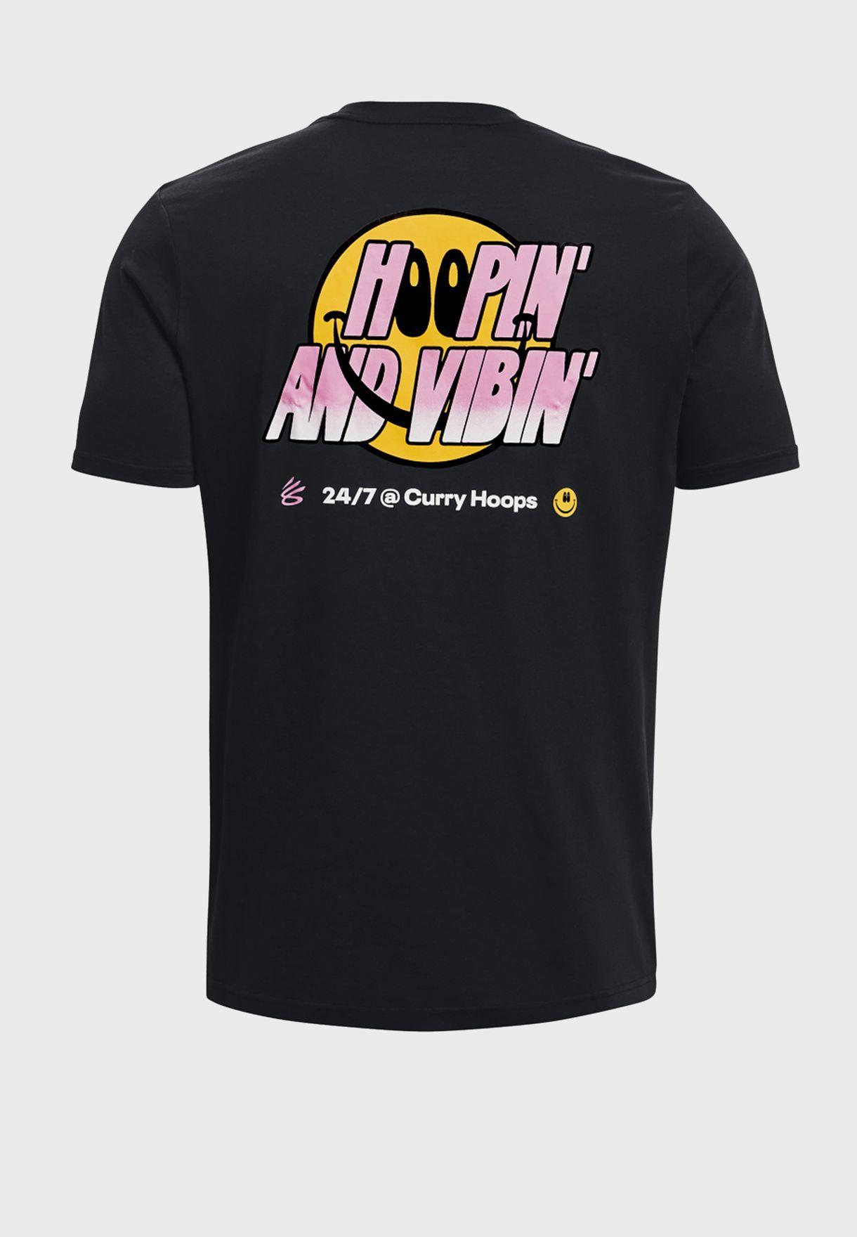 Stephen Curry Hoop Vibes T-Shirt