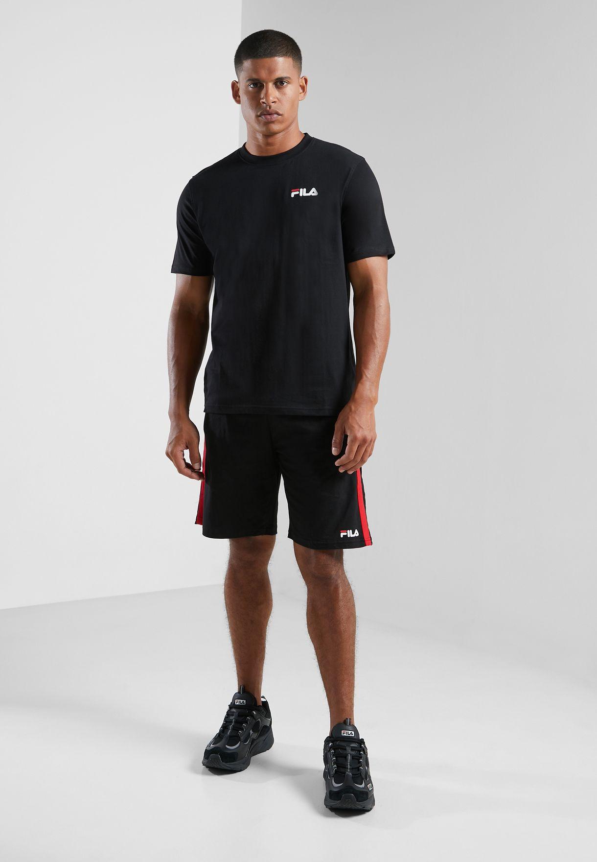 Shevo Side Stripe Shorts