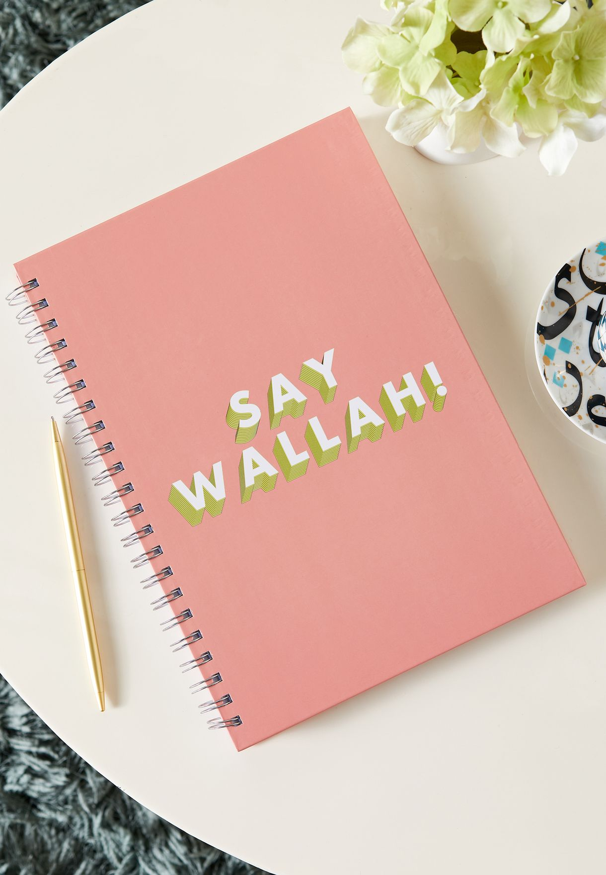 A4 Say Wallah Notebook