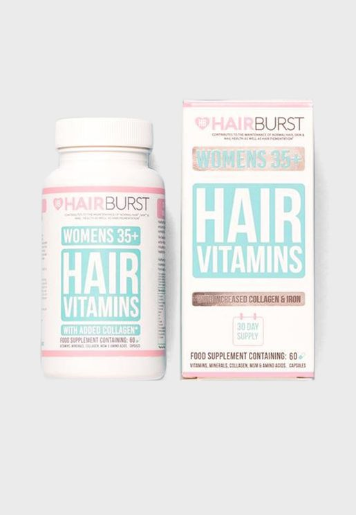 35+ Women Hair Vitamins