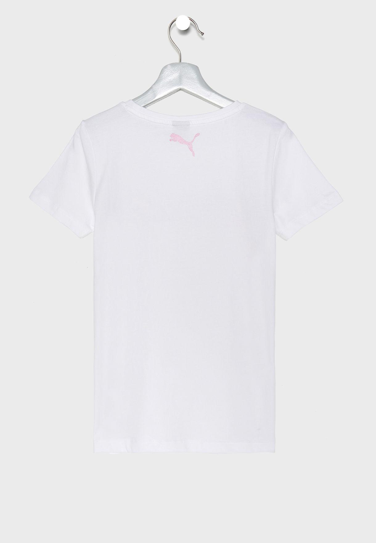 Youth Alpha Logo T-Shirt