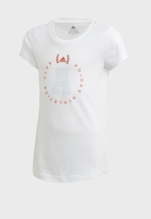 Athletics Club Graphic T-Shirt