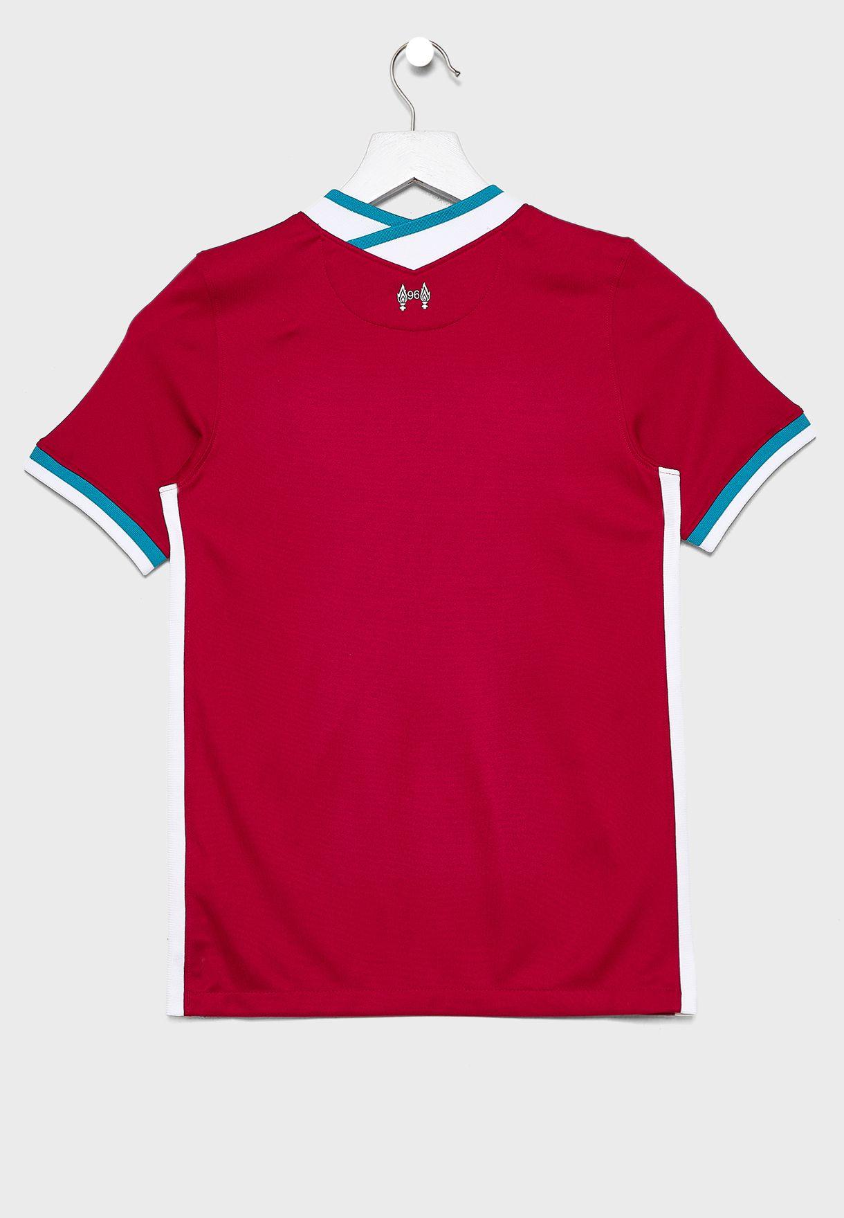 تيشيرت بشعار نادي ليفربول