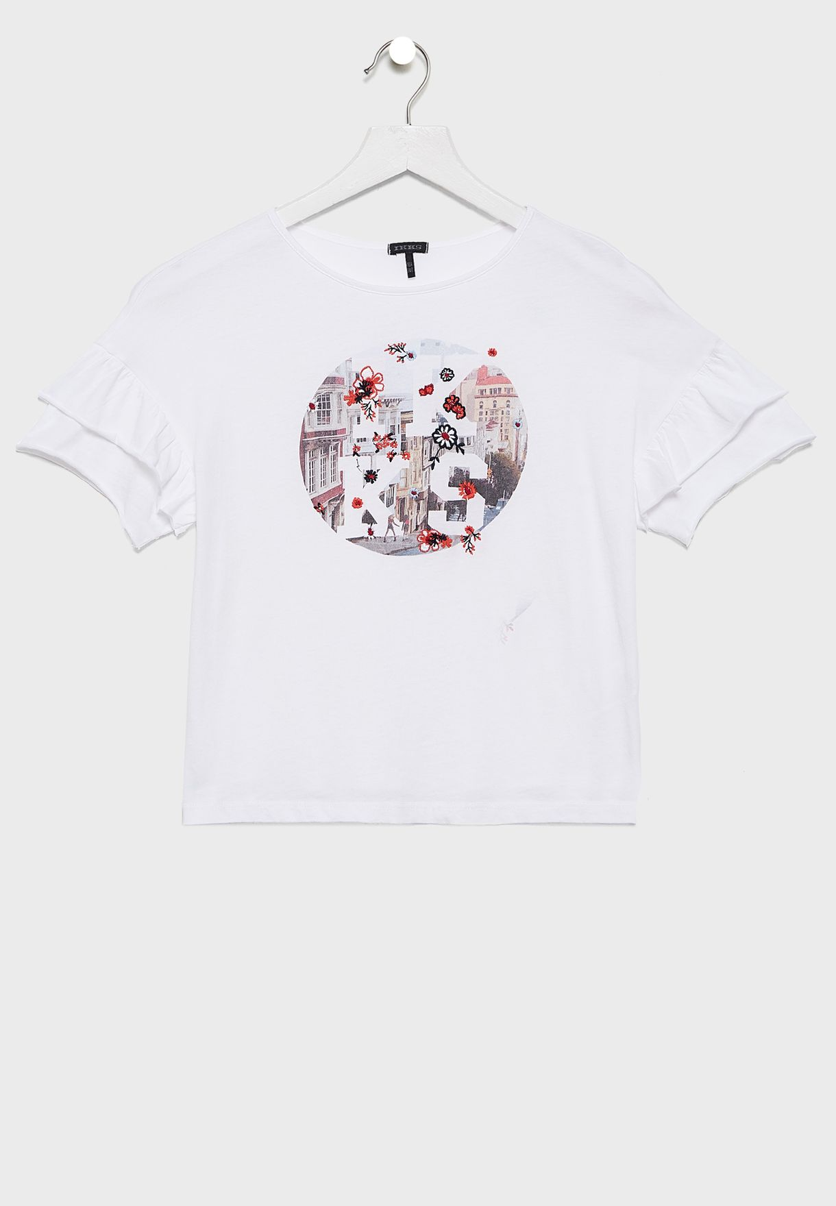 Youth Graphic Top