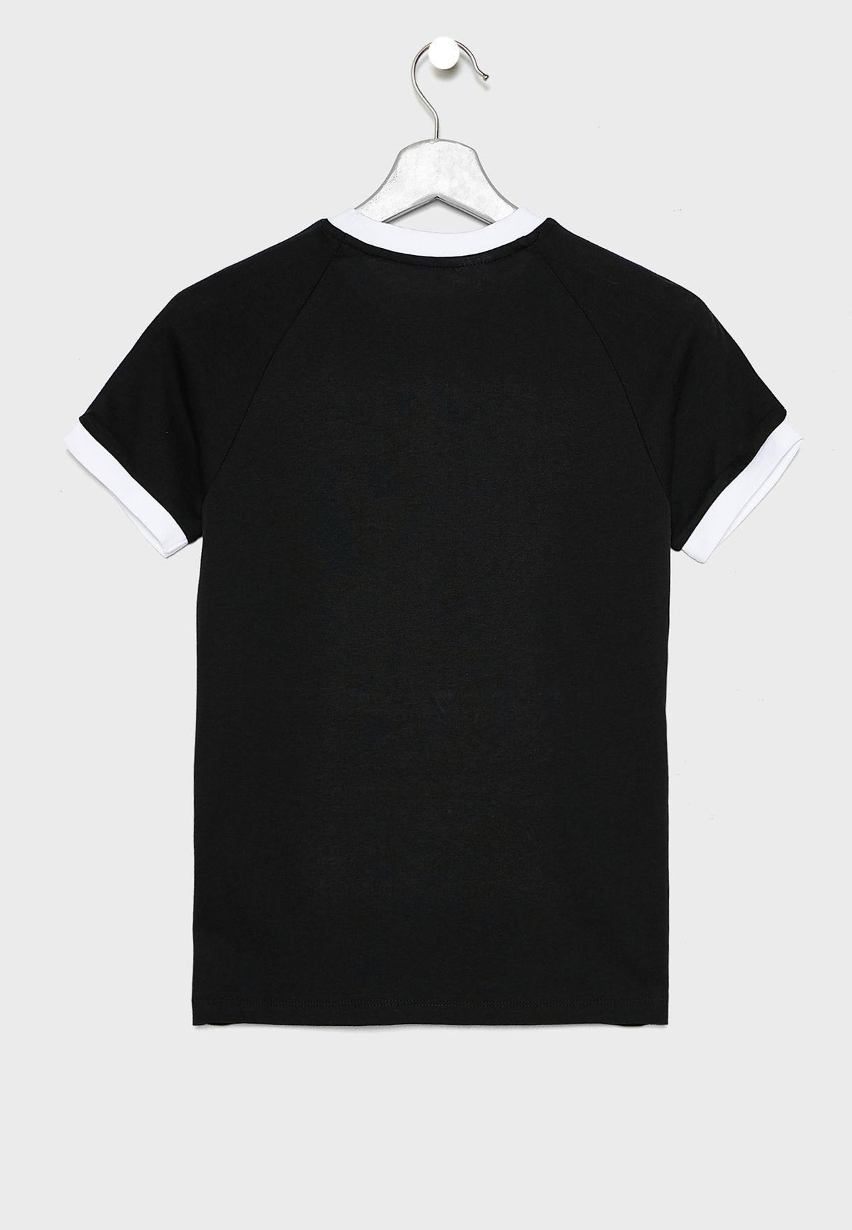 Kids 3 Stripe T-Shirt