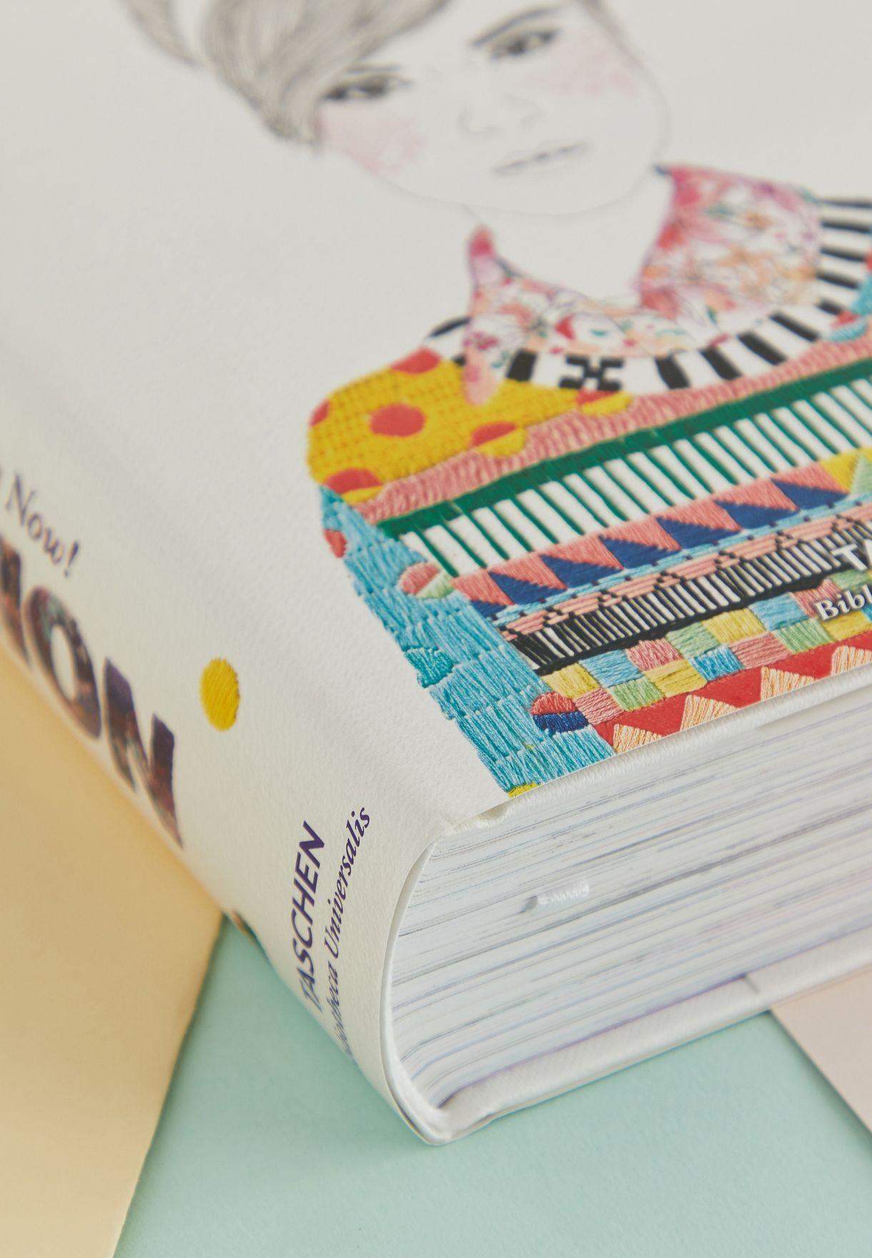"""كتاب """"توضيح الموضة الآن"""""""