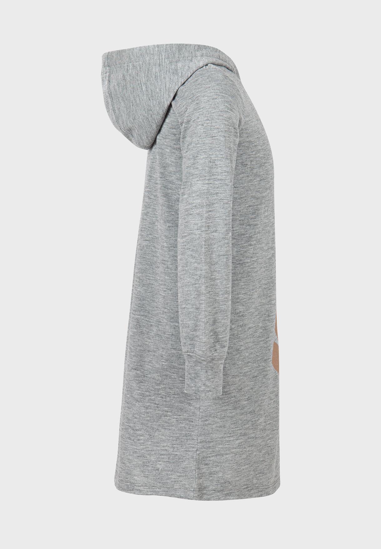 Kids Futura Pullover Dress