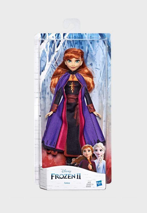 Disney Frozen Fashion Doll - Anna