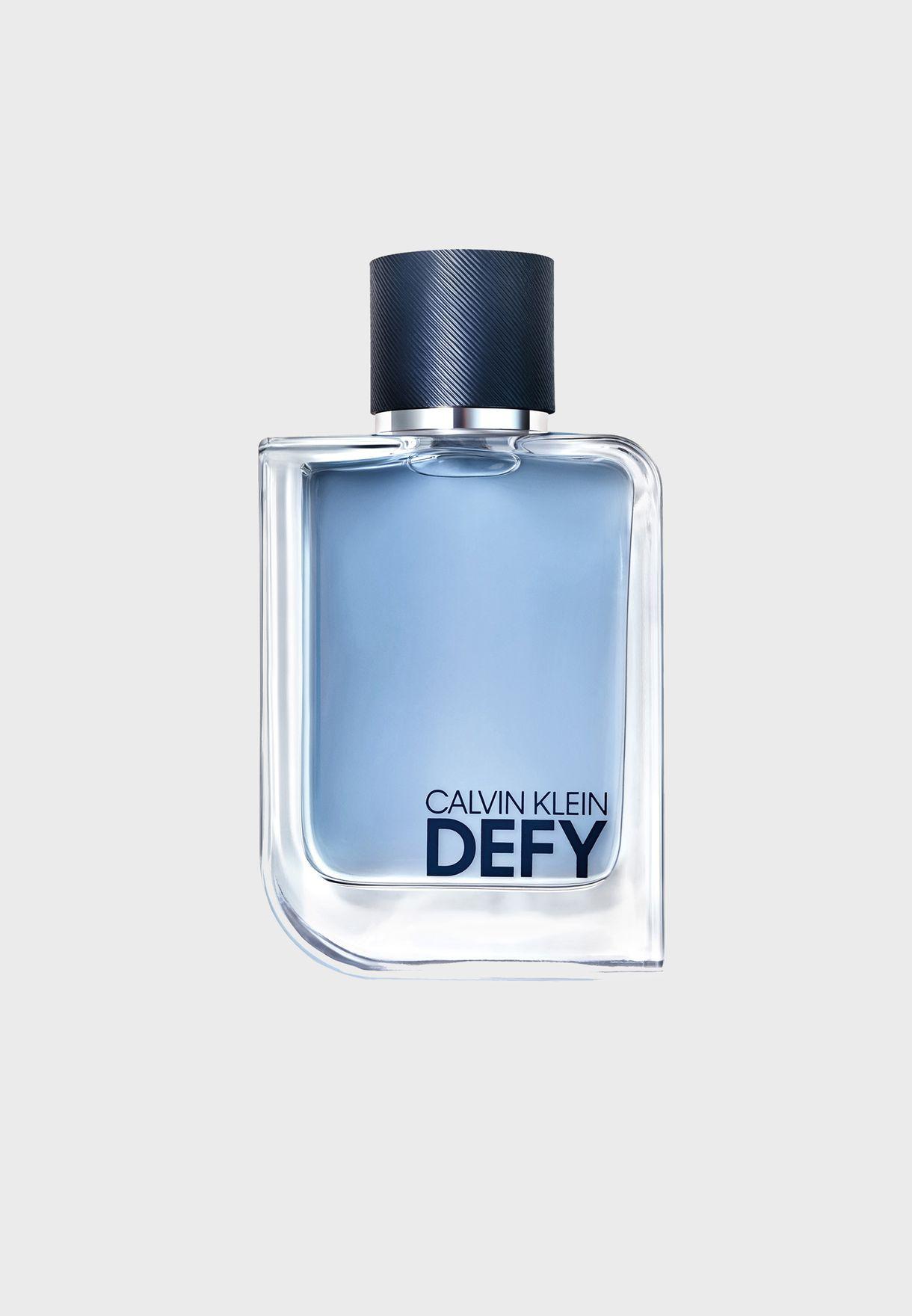Calvin Klein Defy Eau de Toilette for Men 100ml