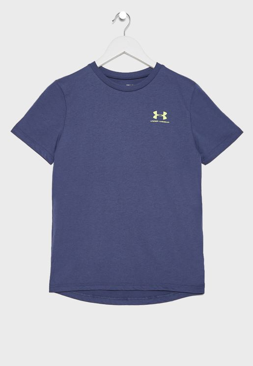 Youth Sportstyle Left Chest T-Shirt