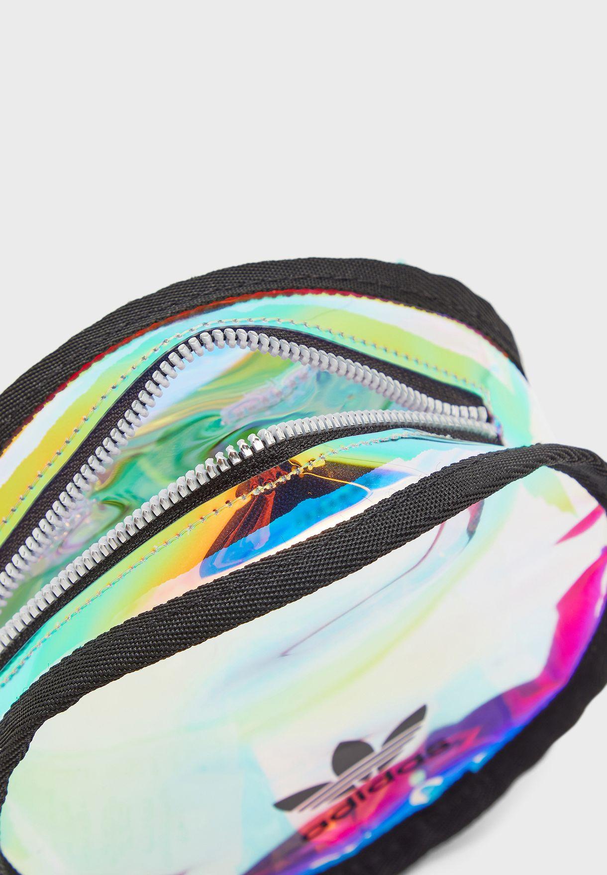 Trefoil Round Waistbag