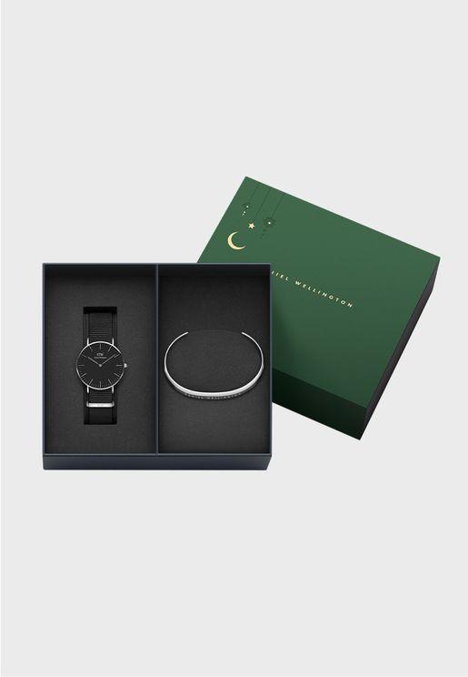 DW00100151 Cornwall + DW00400002 Bracelet