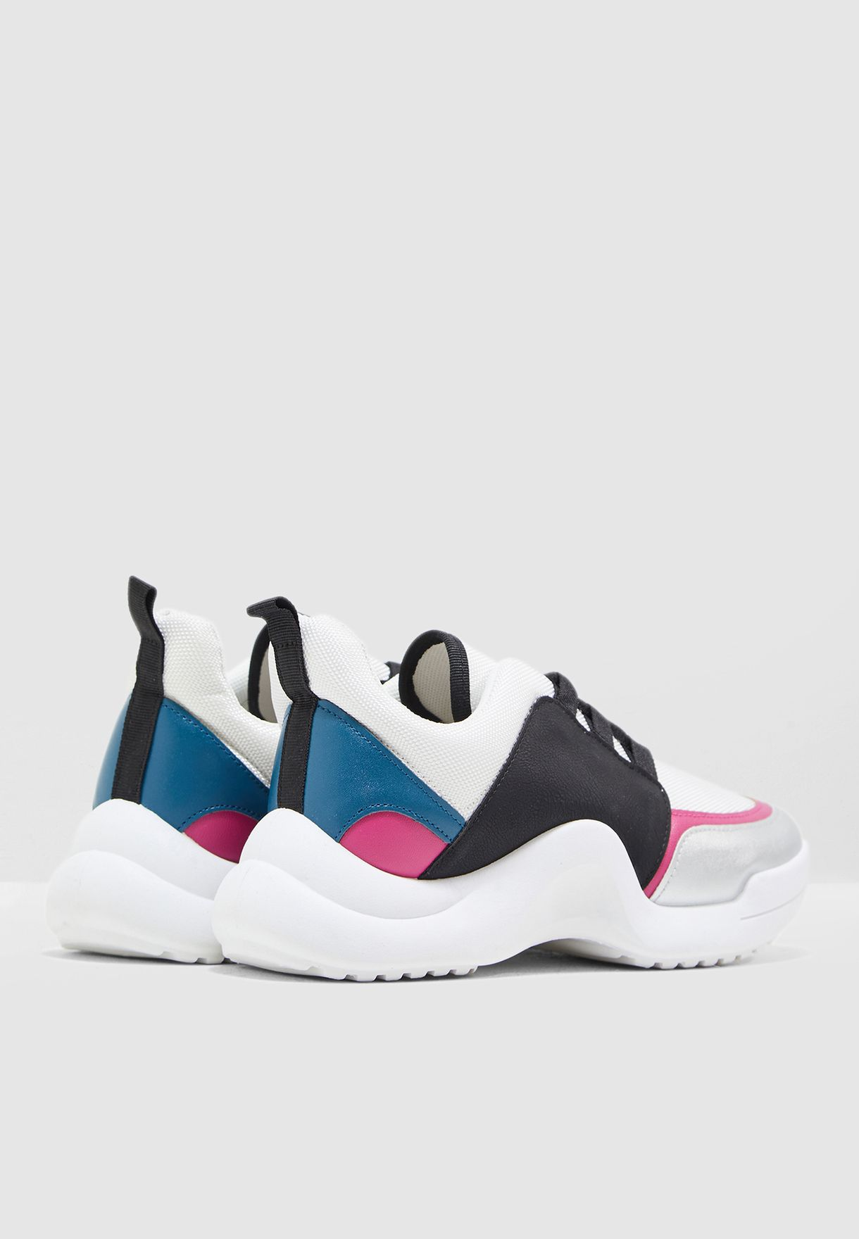 Colourblock Sneaker