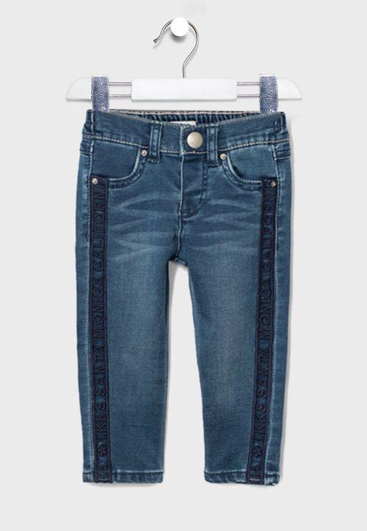 Kids Knitlook Jeans