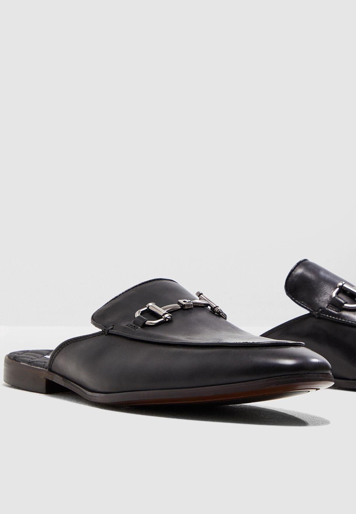 6cf7cfc1355 Shop Steve Madden black Dazling Mule Slip ons DAZLING for Men in UAE -  97960SH34BIP
