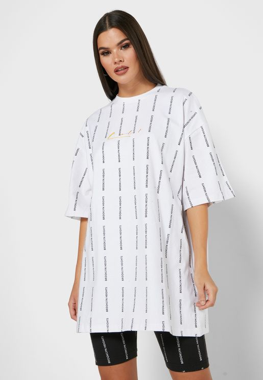 فستان قصير كاجوال
