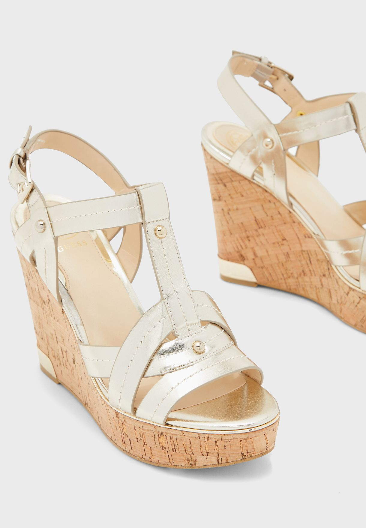Hyper Wedge Sandal