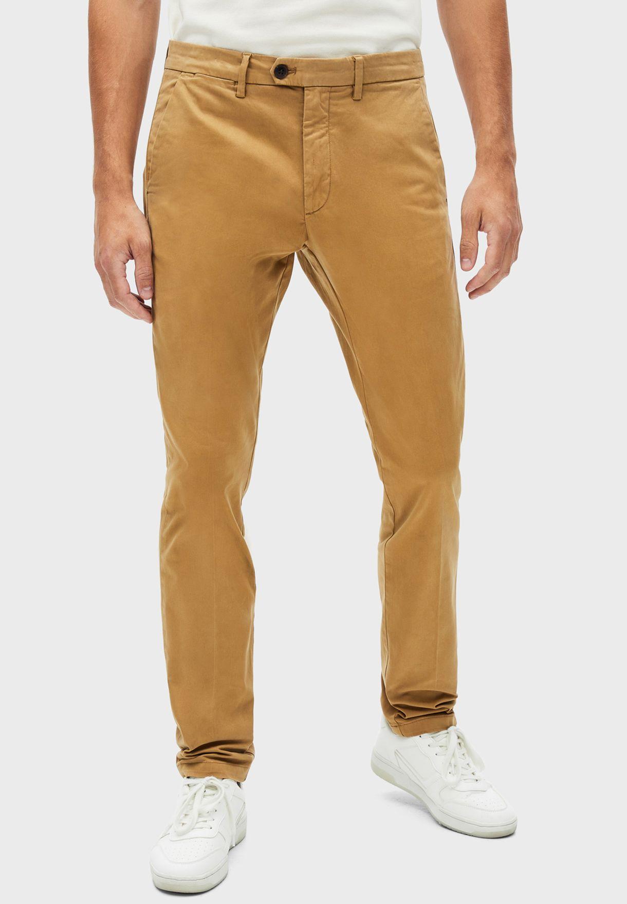Essential Straight Pants