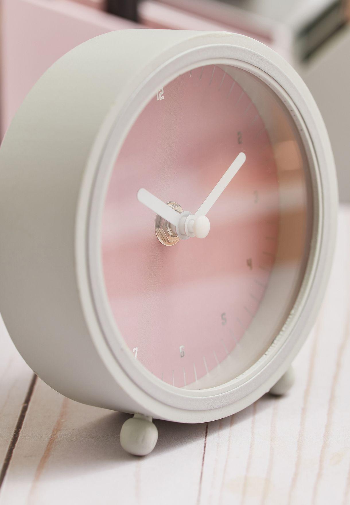ساعة دائرية