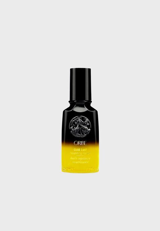 Gold Lust Nourishing Hair Oil Travel Size 50ml