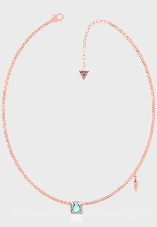 AZORE CUSH Pendant Necklace
