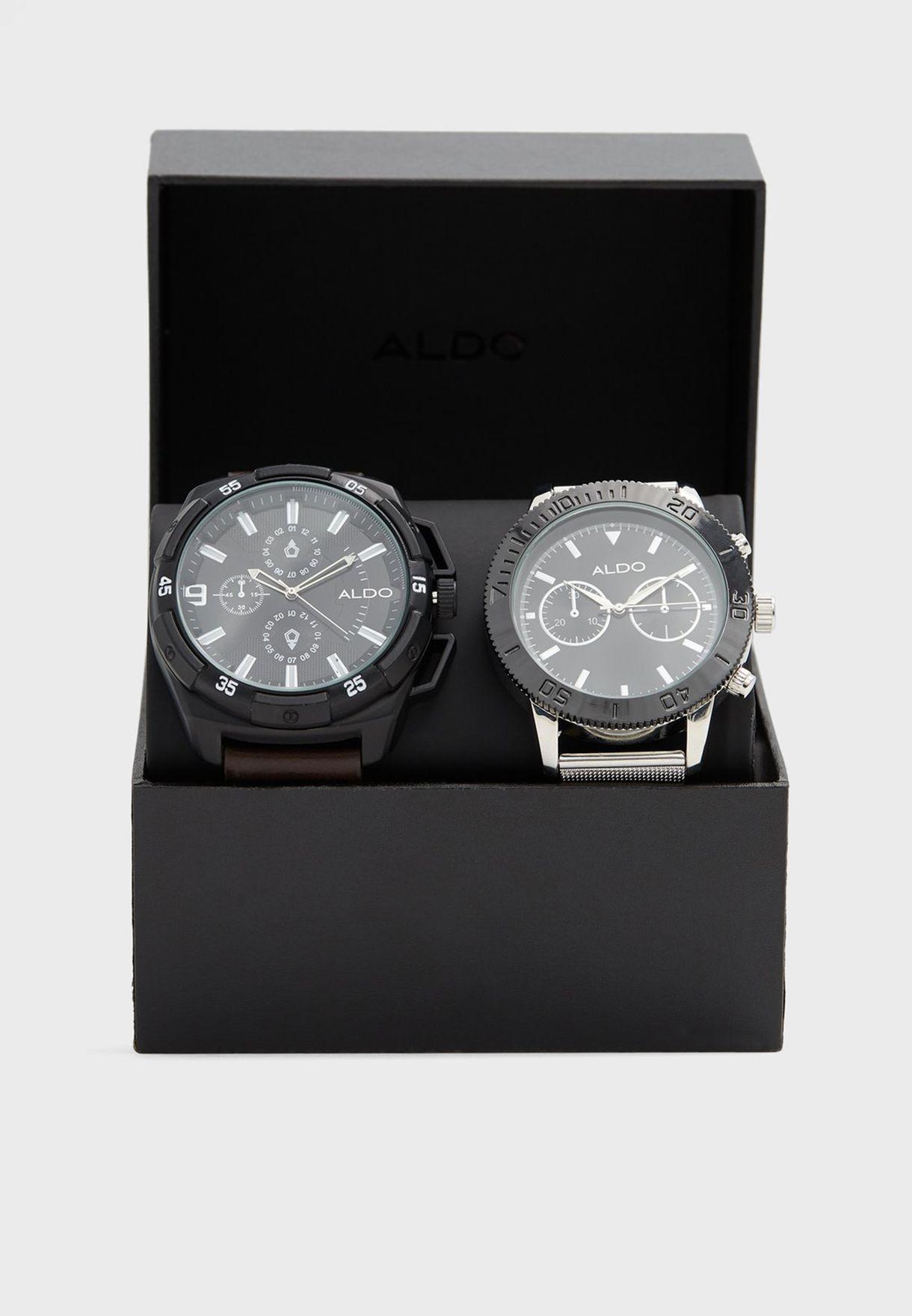 Lacumic Analog Watch