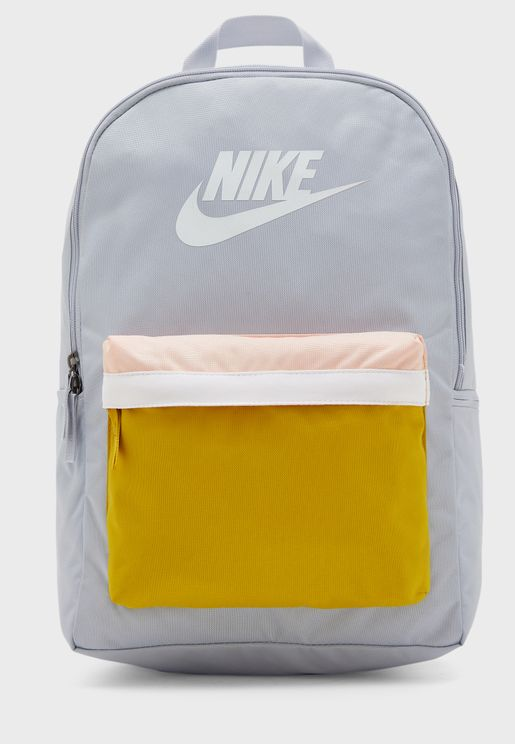 Gandy Logo Bi-Fold Backpack