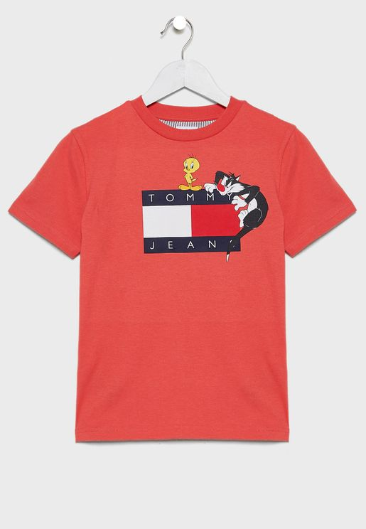 Teen Looney Tunes T-Shirt