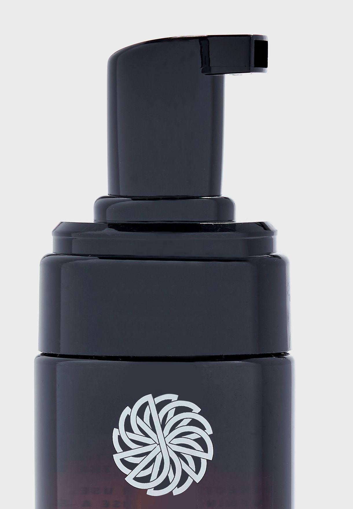 Babassu & Bergamot Foaming Facial Cleanser