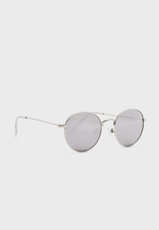 Metal Bar Sunglasses