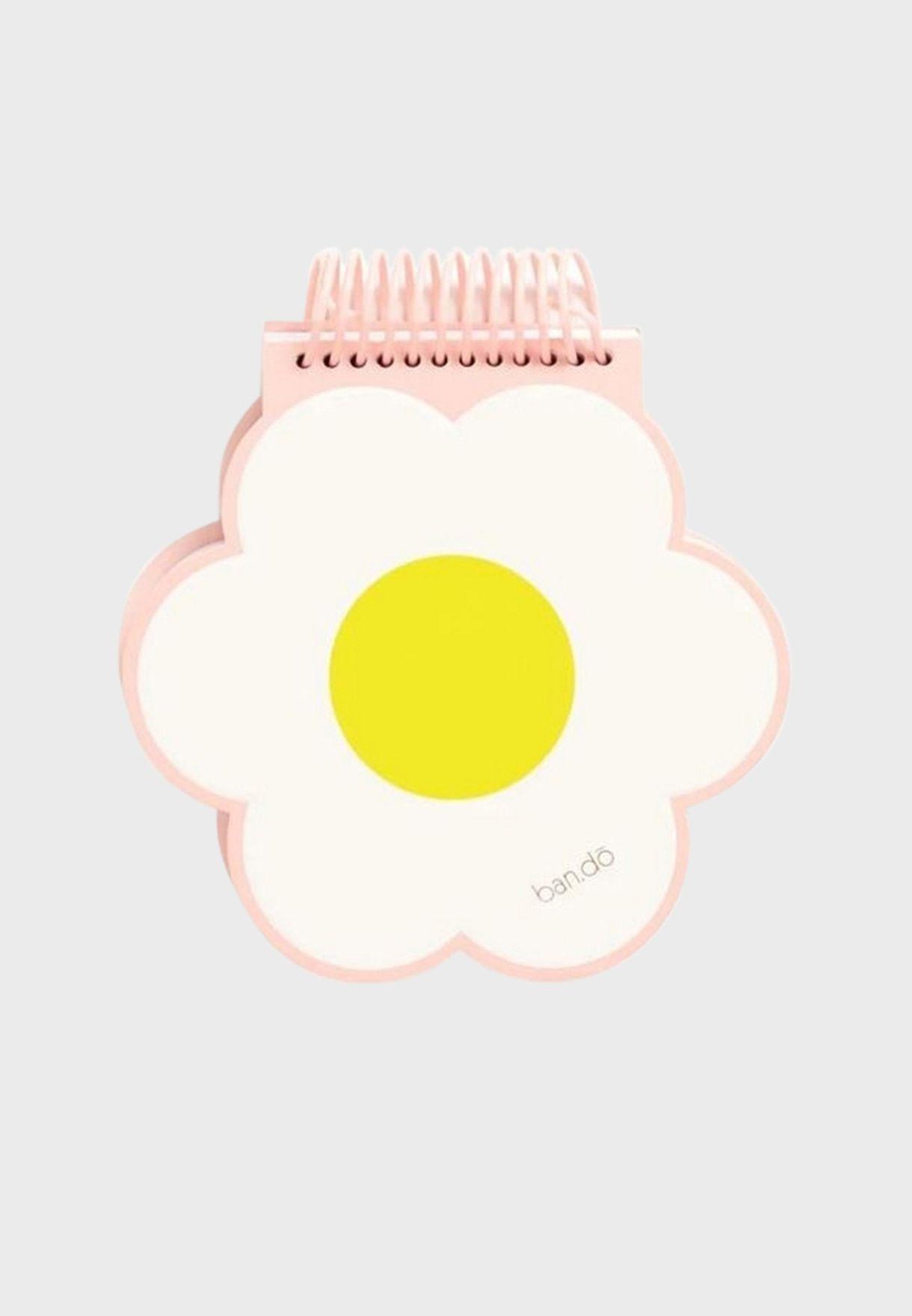 Super Fun Daisy Notebook